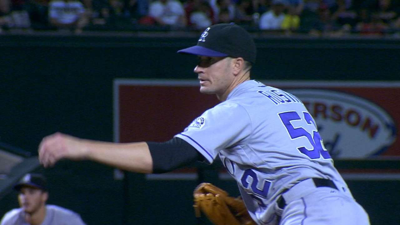 Rusin's return to rotation gives Rox big lift