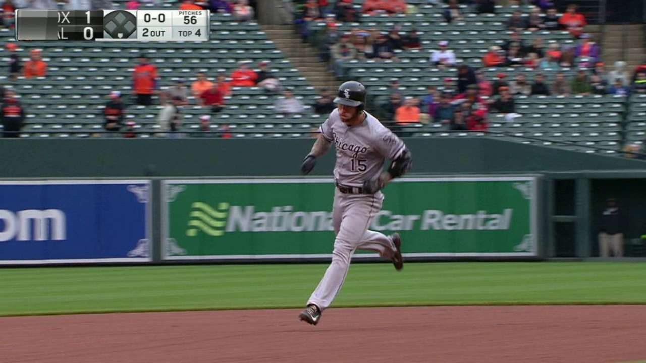 Lawrie sparks Sox to strong finish to road trip