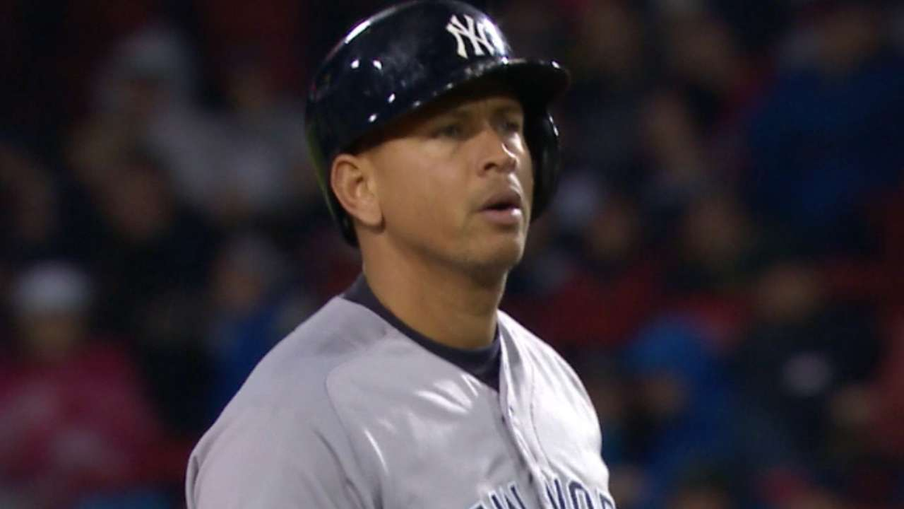 A-Rod closes in on 700 club with homer 692