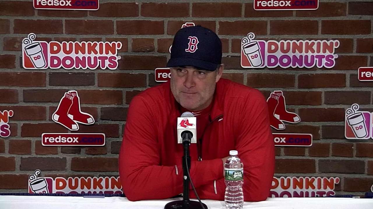 Taking stock of Red Sox's roller-coaster April