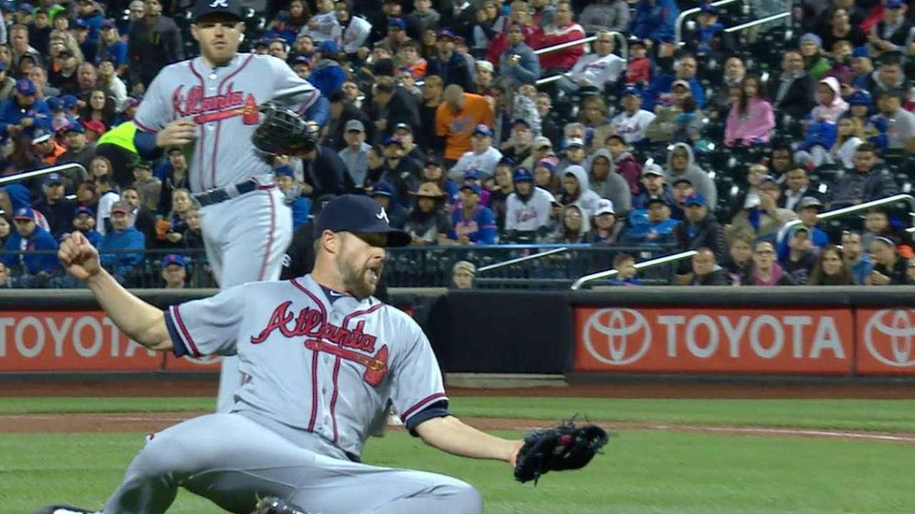 Norris' sliding catch