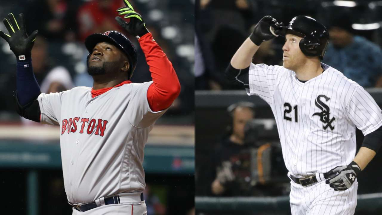 Winning pair: Red Sox, White Sox impress