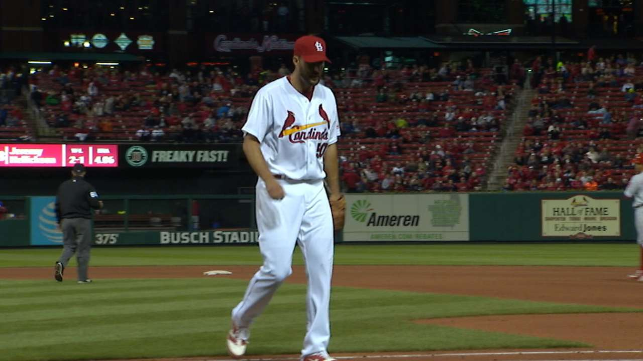 Waino does it all in win