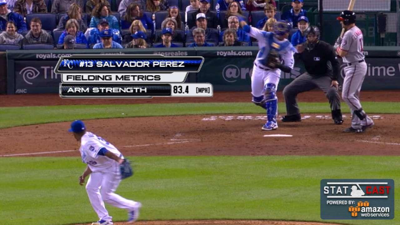#ASGWorthy: Wide open field at catcher in AL