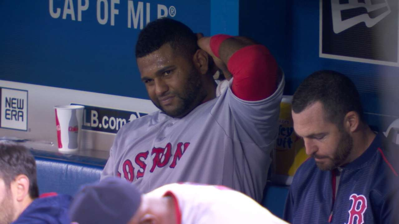 Browne on Sandoval's surgery