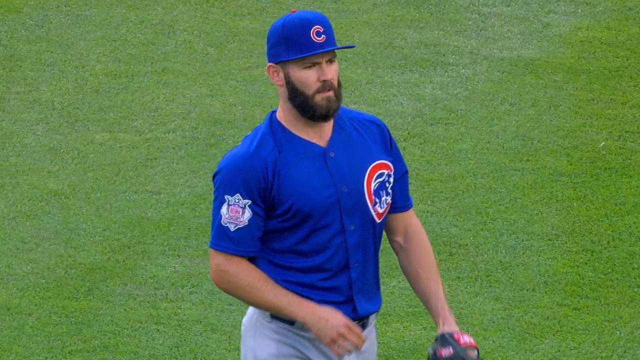 Jake the great: Amazing run for Arrieta