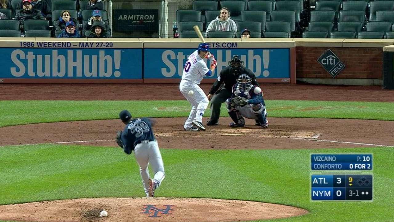 Bravos blanquearon a Mets con joya de Matt Wisler