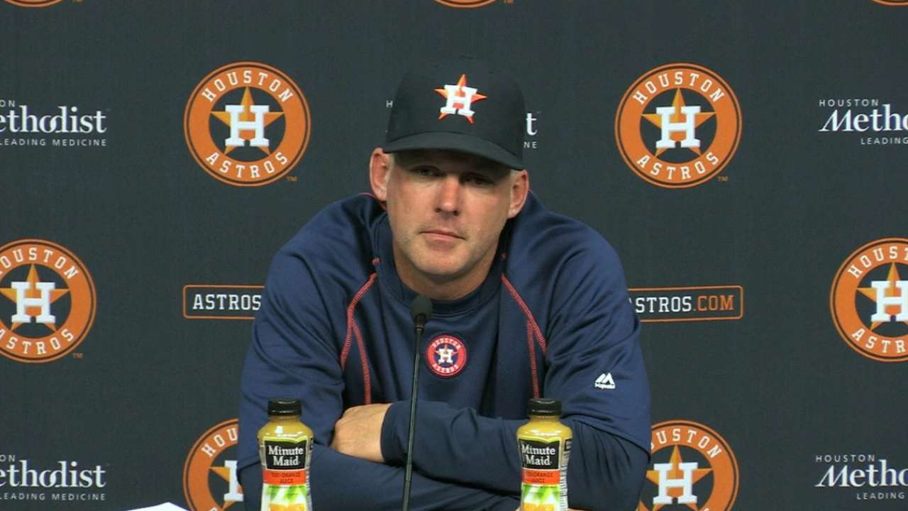 Hinch riding out his players' slumps