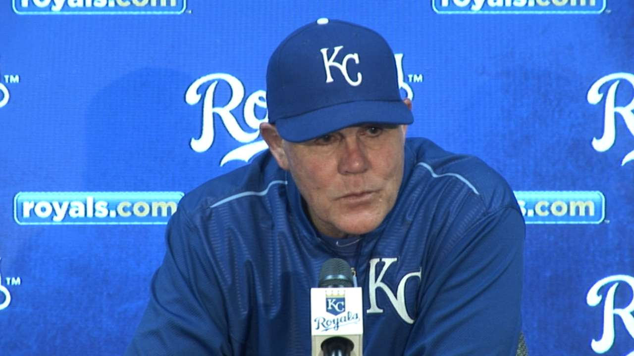 Yost on 7-6 win over Nats