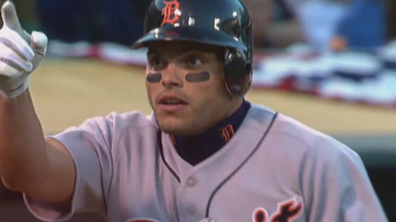 Tigers' climb back to glory began with Pudge