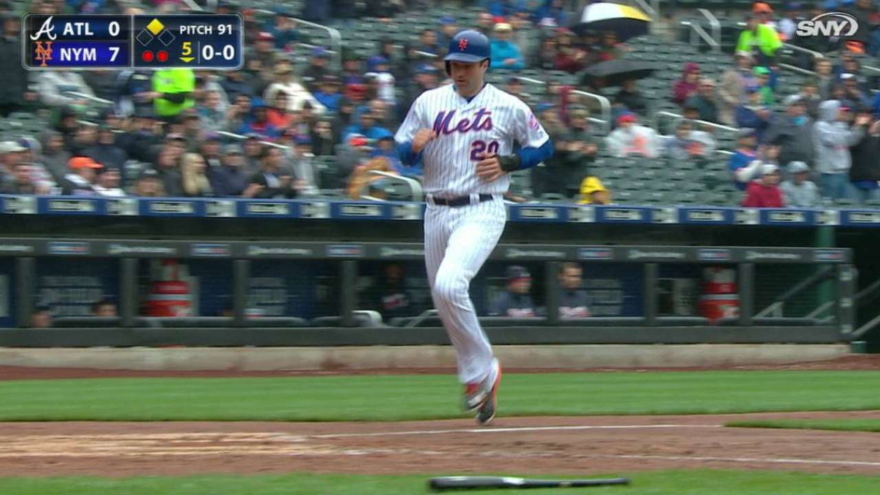 Mets not yet ready to activate Flores from DL