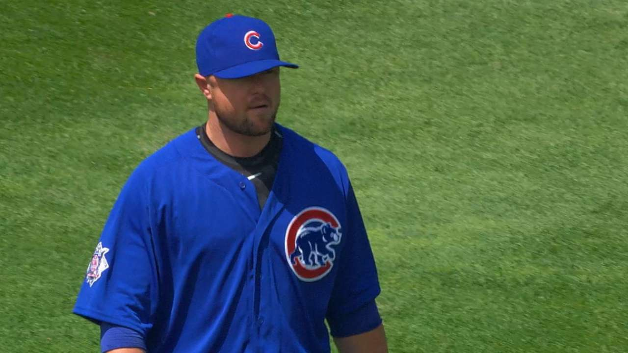 Lester's outstanding outing