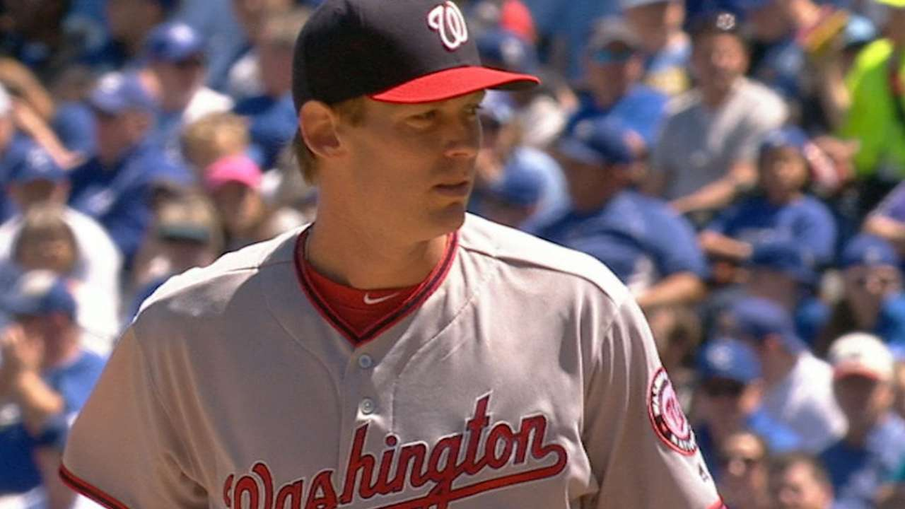 Strasburg seemingly will benefit from 2012 call