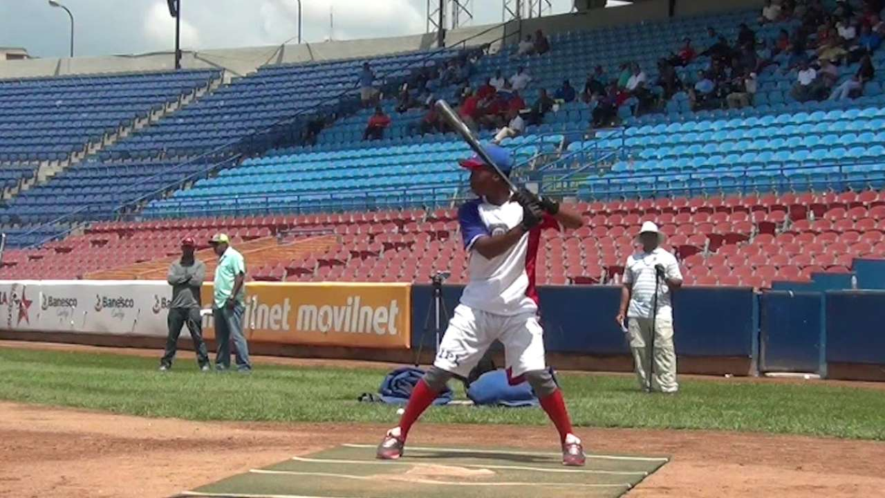 Top Int'l Prospects: Carmona