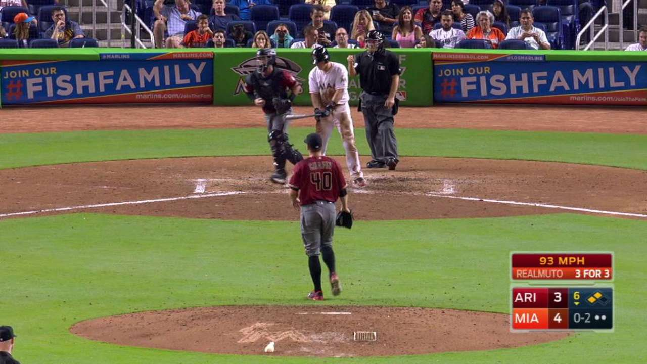 Chafin leads D-backs' latest group of reinforcements