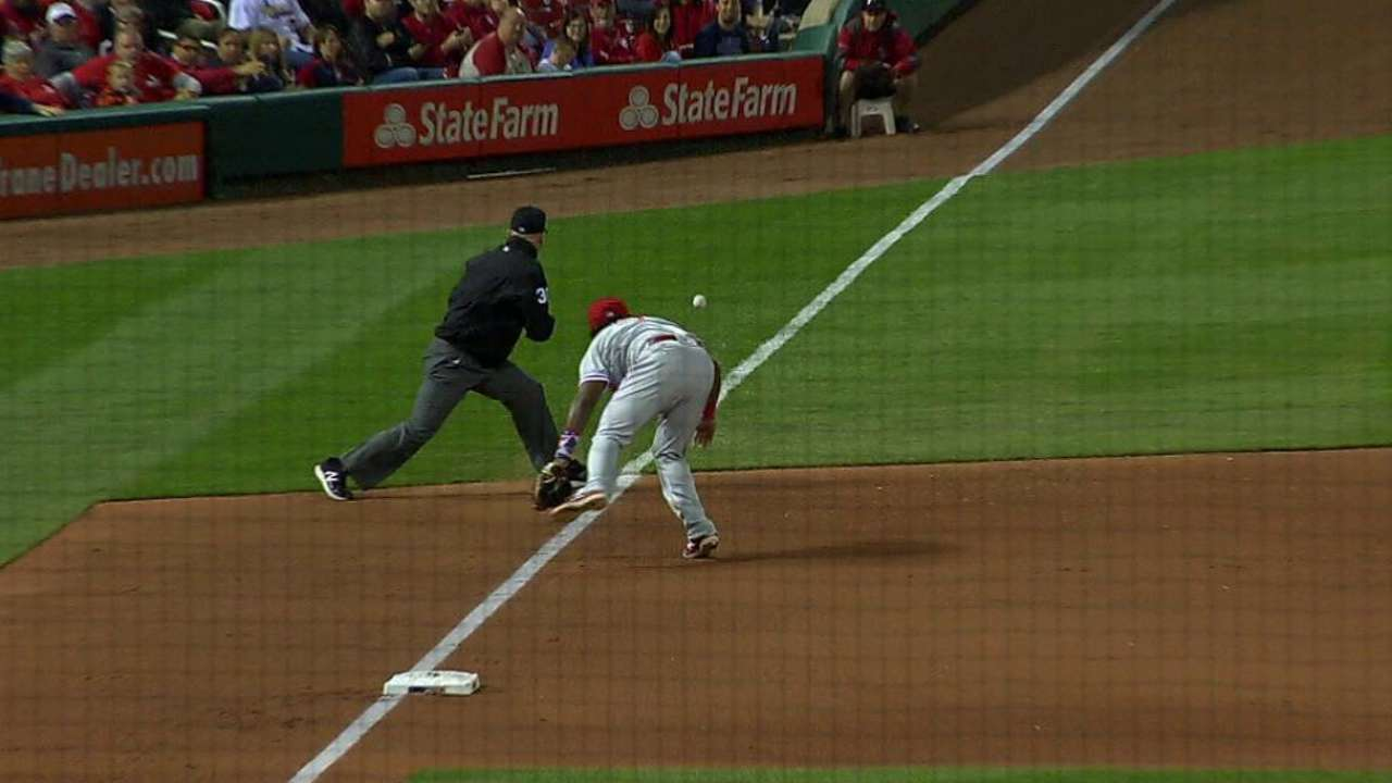 Tejada collects a double