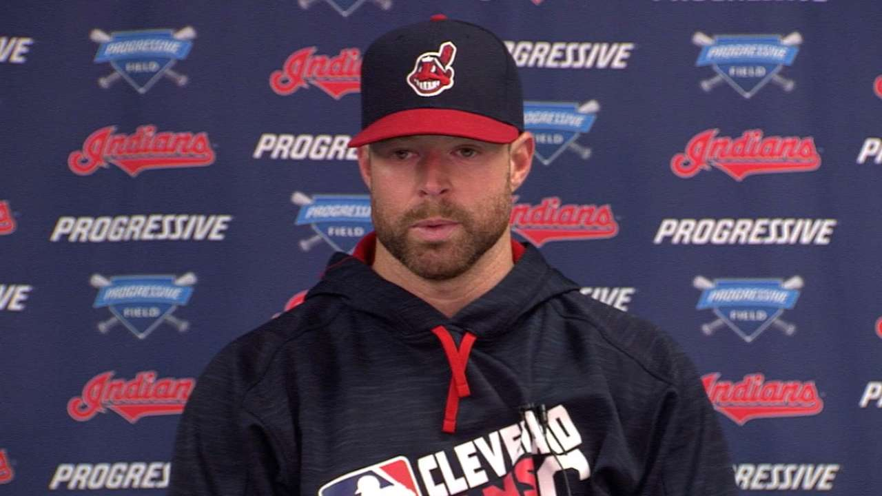 Kluber on shutout victory