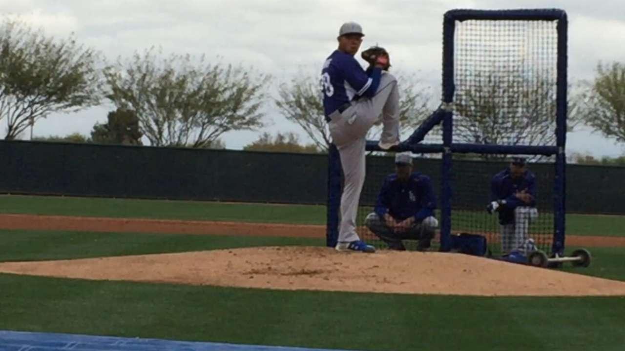 Dodgers trio headlines All-Teen Team
