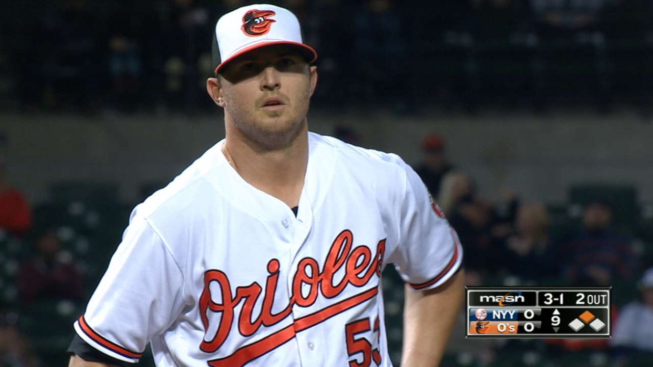 Britton earns the win in return from injury