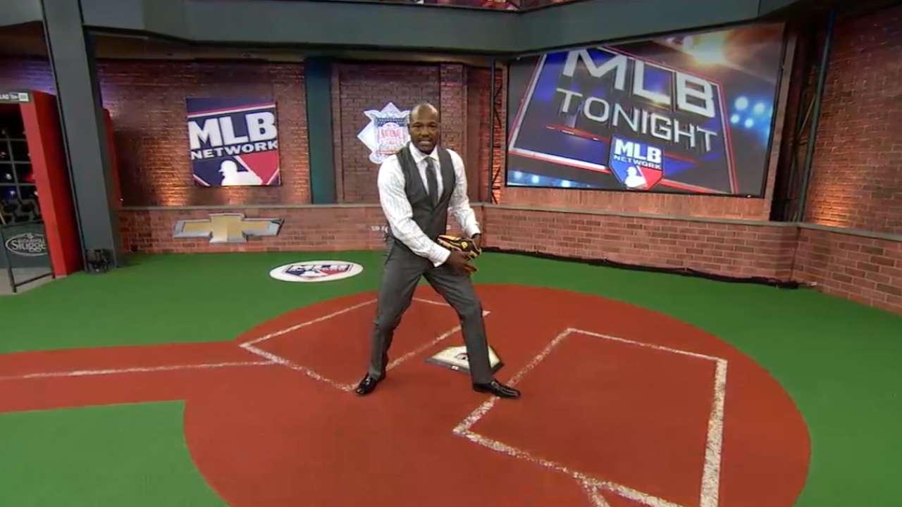 MLB Tonight: Play at the Plate