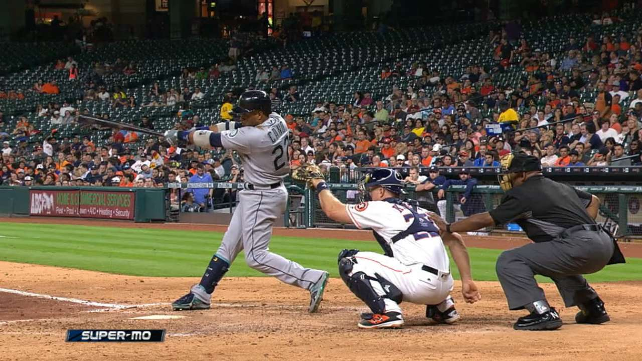 More aggressive Cano driving first-place Mariners