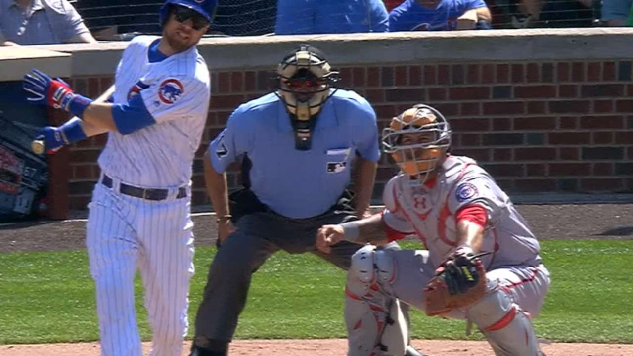 Zobrist's two-homer game