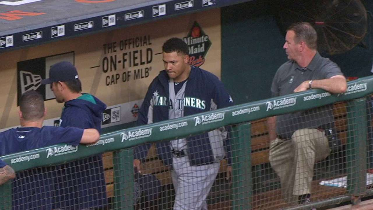 Walker doesn't expect sore neck to affect next start