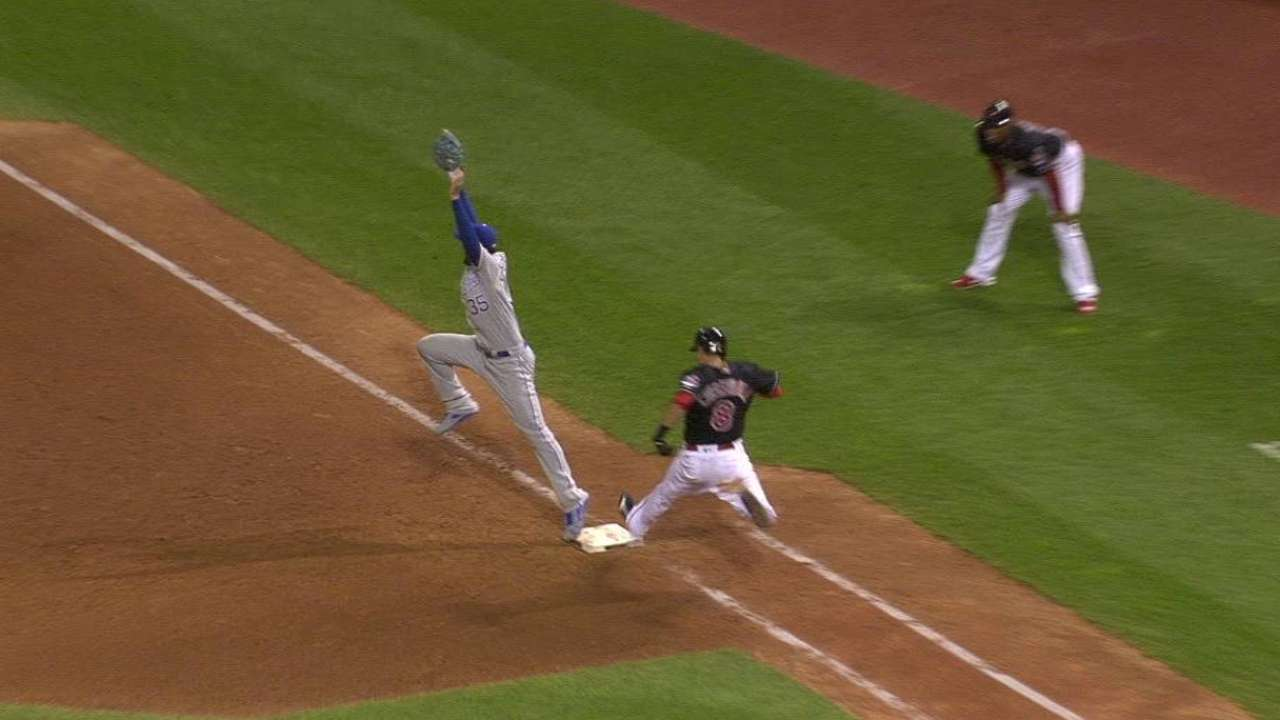 Royals looking to give Infante extra off-days
