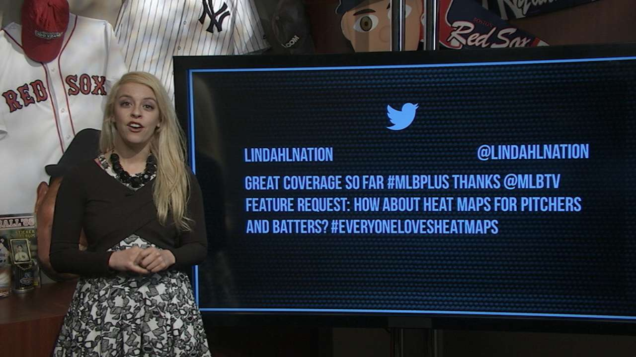 MLB Plus: Twitter Q&A