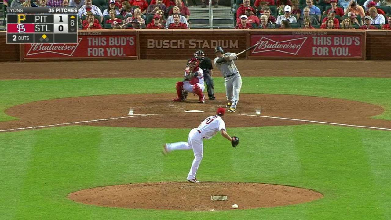 Kang's homers, Liriano's K's doom Cardinals