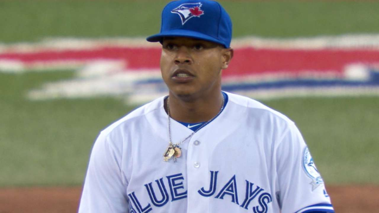 Stroman strikes out eight
