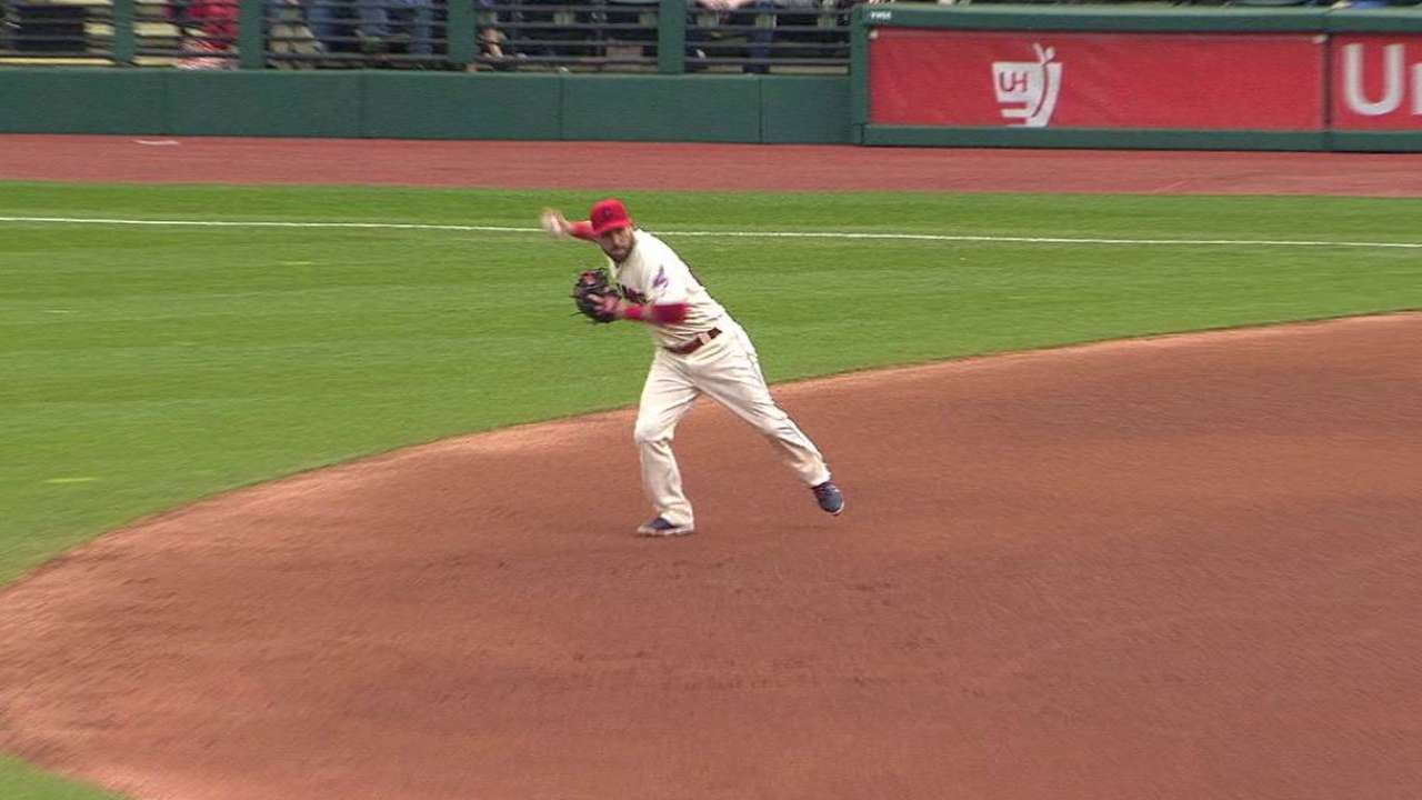 Anderson burned again by HR ball vs. Royals