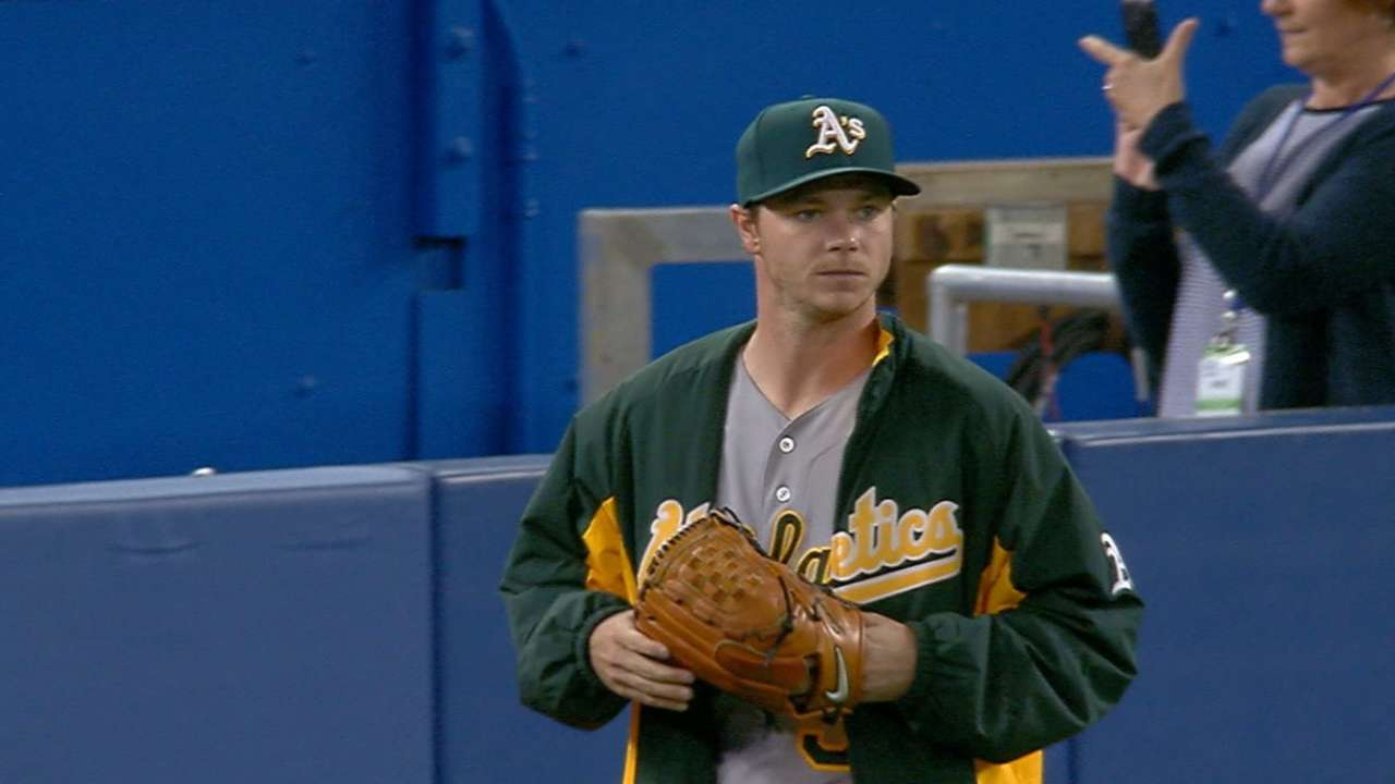 Gray sharp as A's hold on for 6th straight win
