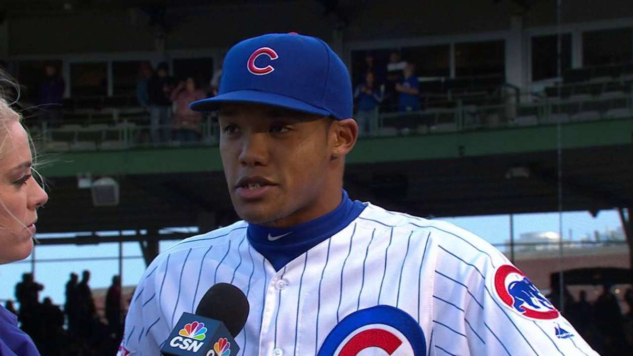 Russell's postgame interview
