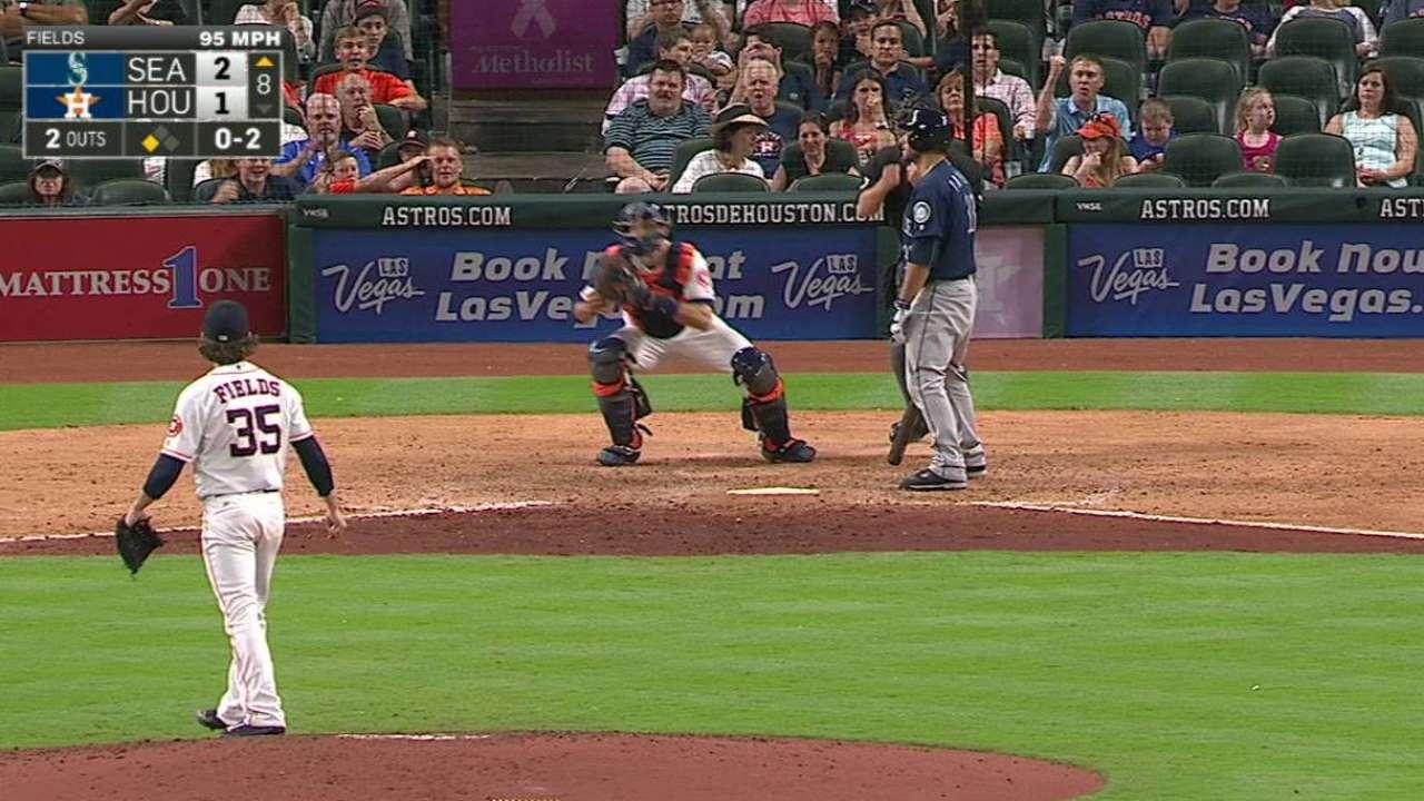 Astros option Fields, Stassi; Castro activated