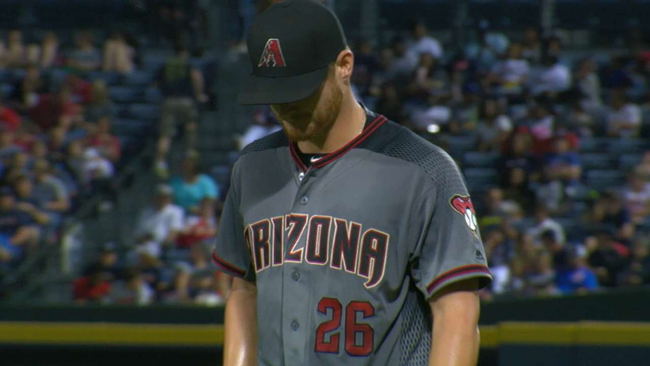 Miller gets first win at expense of Braves