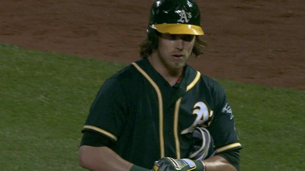 Reddick's four-hit game
