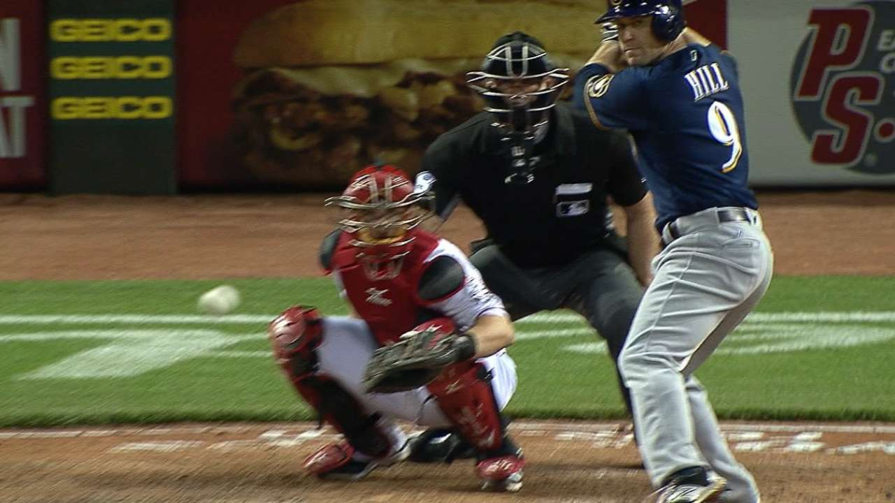 Over the Hill? Not Aaron, says Counsell