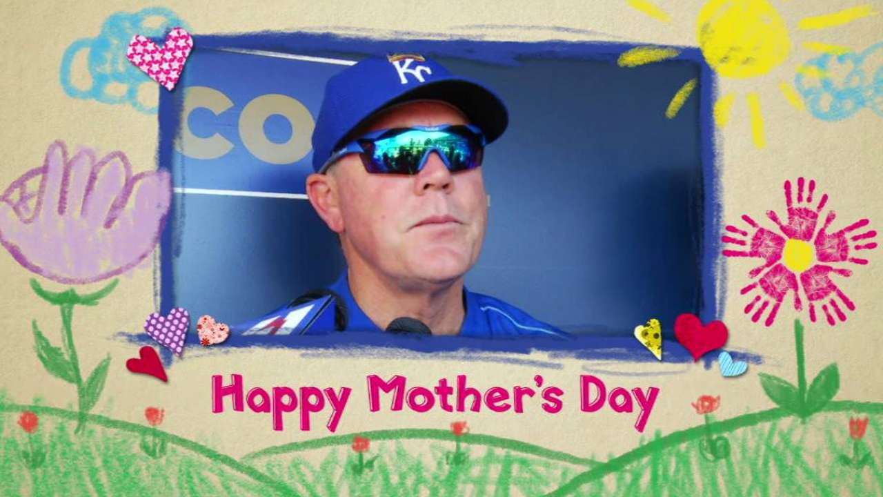 Yost disucsses Mother's Day
