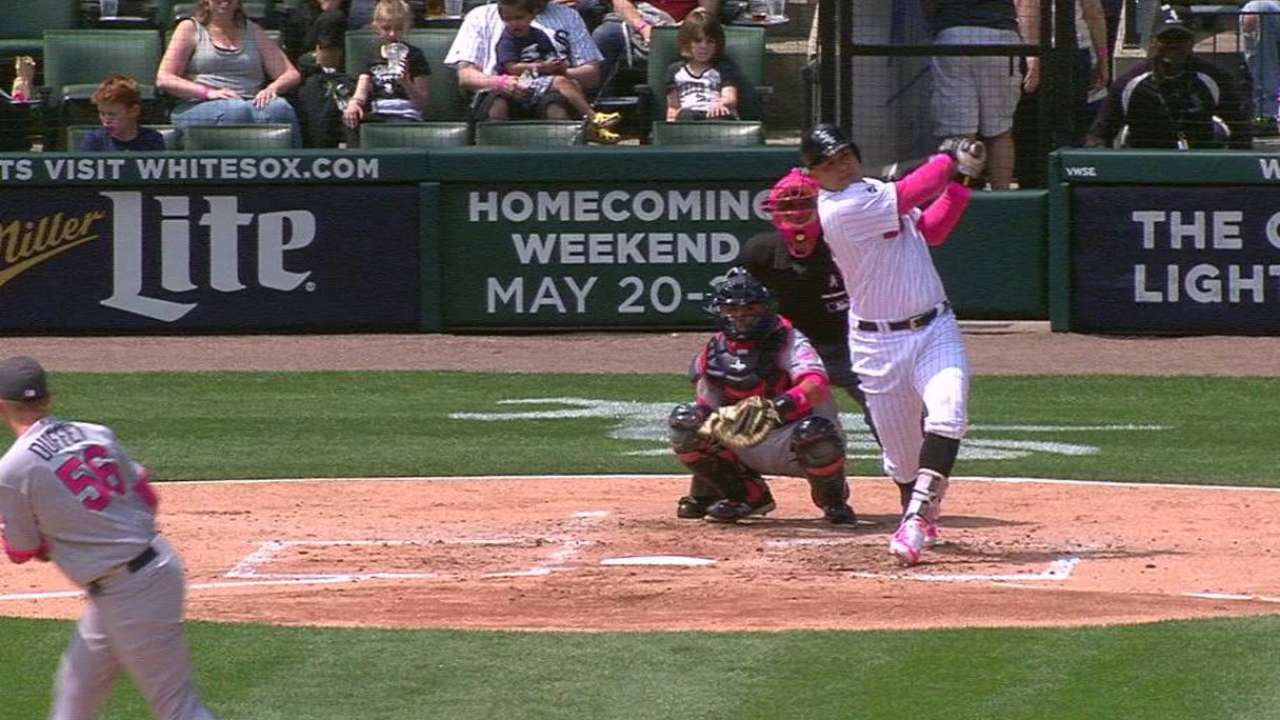 Extra work paying dividends for Garcia