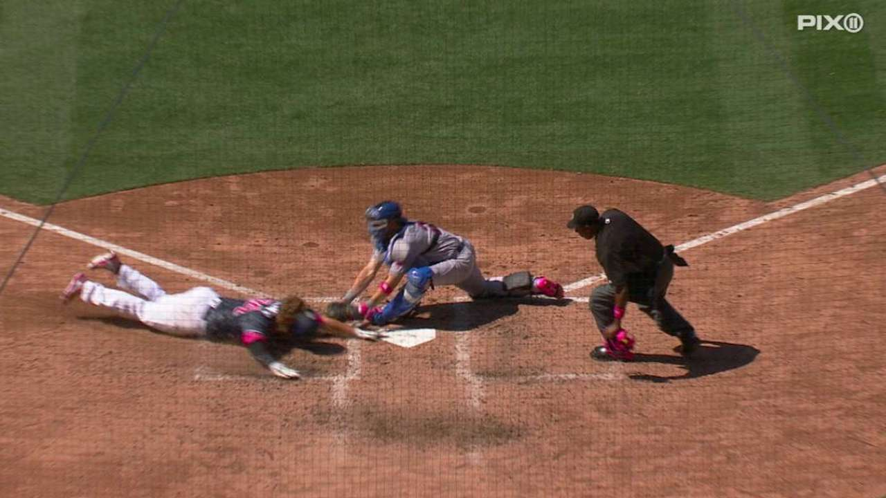 Mets nab Cashner at the plate