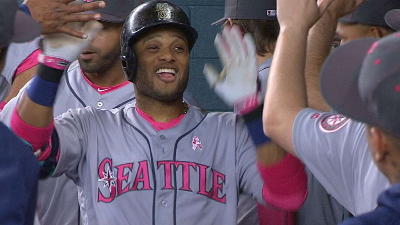 Cano on fire at the plate