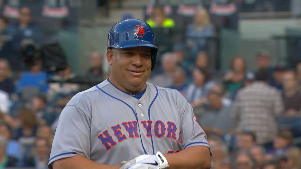 Colon's first homer has Hall of Fame calling