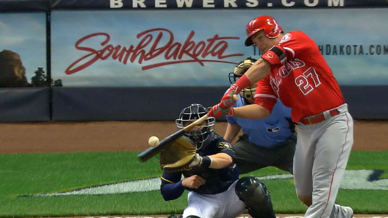 5 teams that 'could' trade for Trout