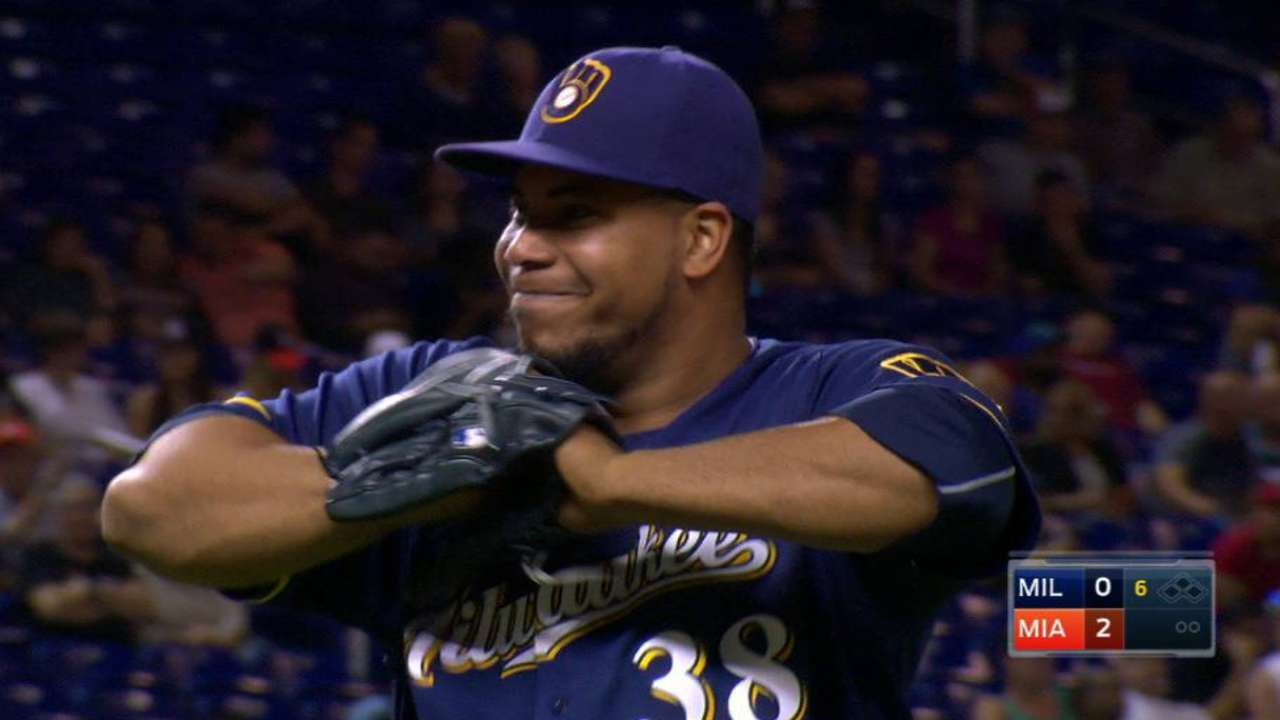 Peralta ends whirlwind week with quality start