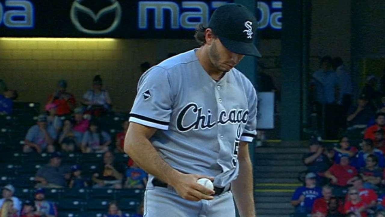 White Sox to give Gonzalez rotation spot
