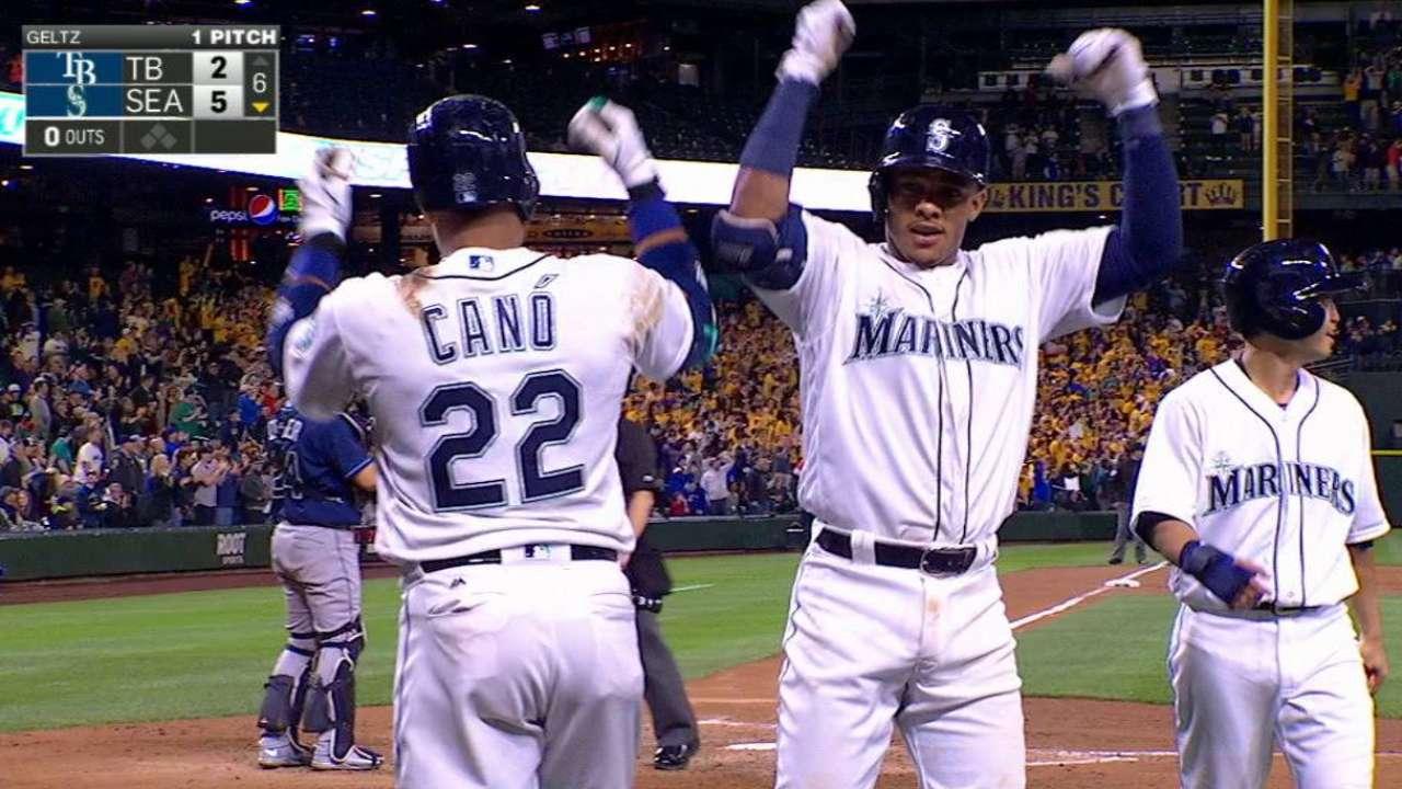Marte, Felix snap Rays' 4-game winning streak