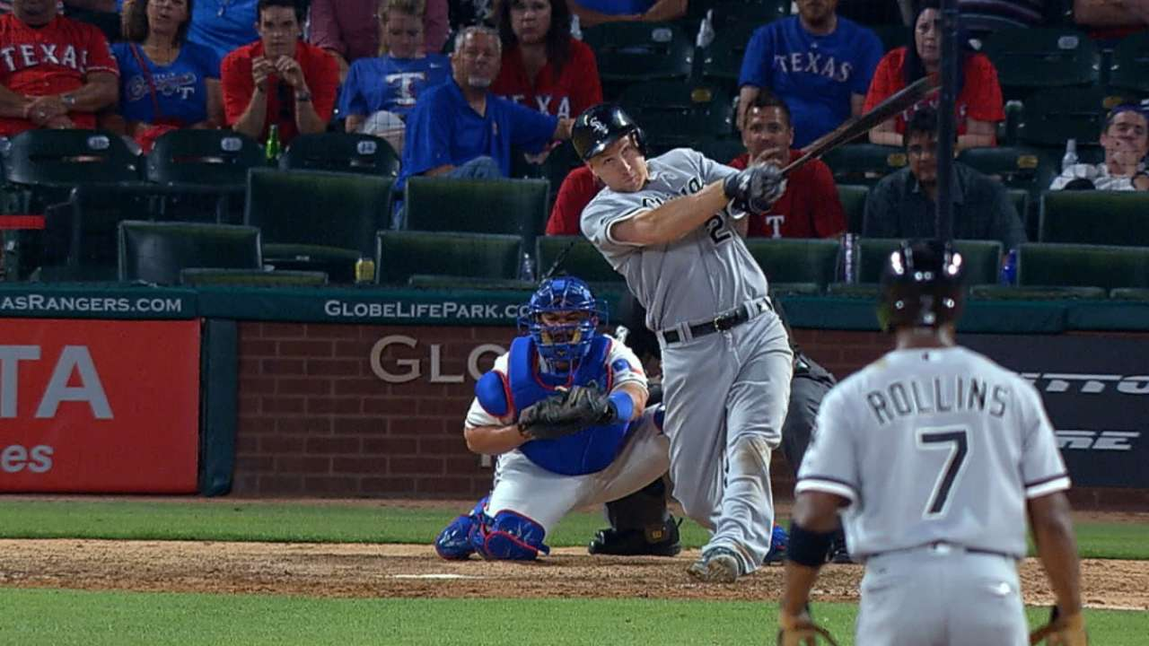 Hahn: Sox start 'real pleasant development'