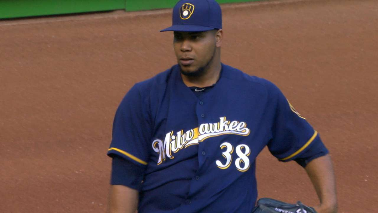 Peralta to stay on schedule in rotation