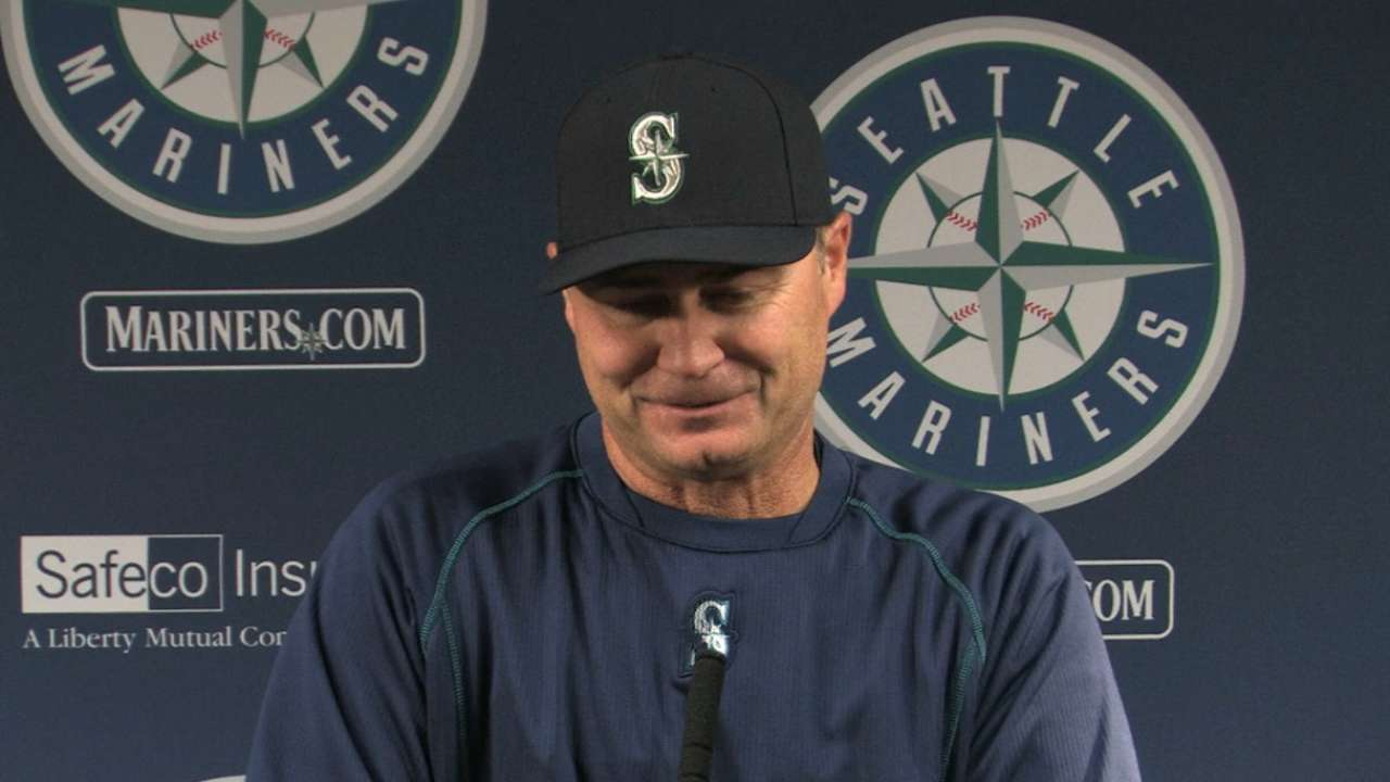 Servais on Mariners' 5-2 win